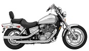 Honda VT1100C2 Shadow