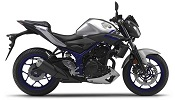 Yamaha MT-03 ABS