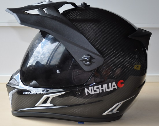 Nishua Enduro carbon helm